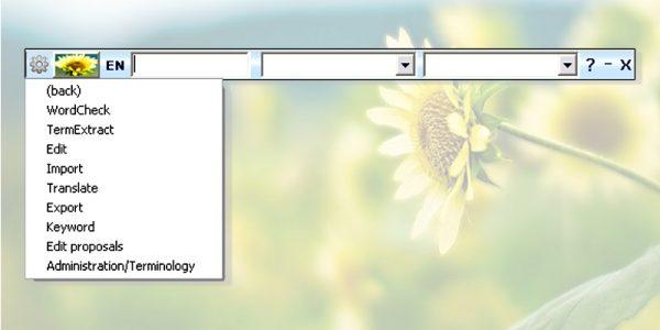 Terminology management system TippyTerm